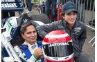 Nelson Piquet - GP Österreich 2015 - Pedro Piquet