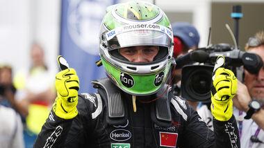 Nelson Piquet Jr. - Formel E - London - 2015