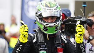 Nelson Piquet Jr. - Formel E - London - 2015