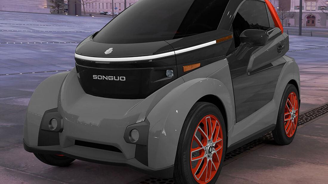 NeuWai Elektroauto