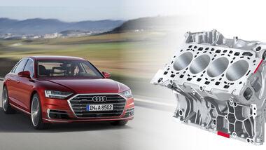 Neue Motoren in auto motor und sport professional