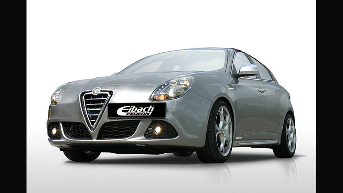 Neue Tieferlegungen 10/10 Alfa Romeo Giulietta