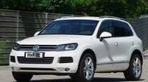 Neue Tieferlegungen 10/10 VW Touareg