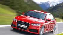 Neuer Audi A4 2014