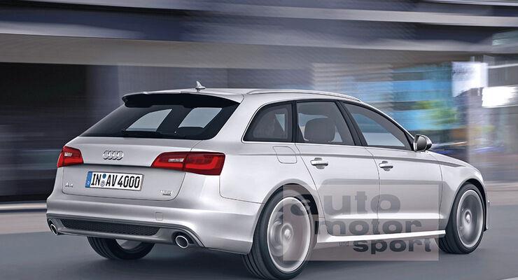 Neuer Audi A4 Avant 2014