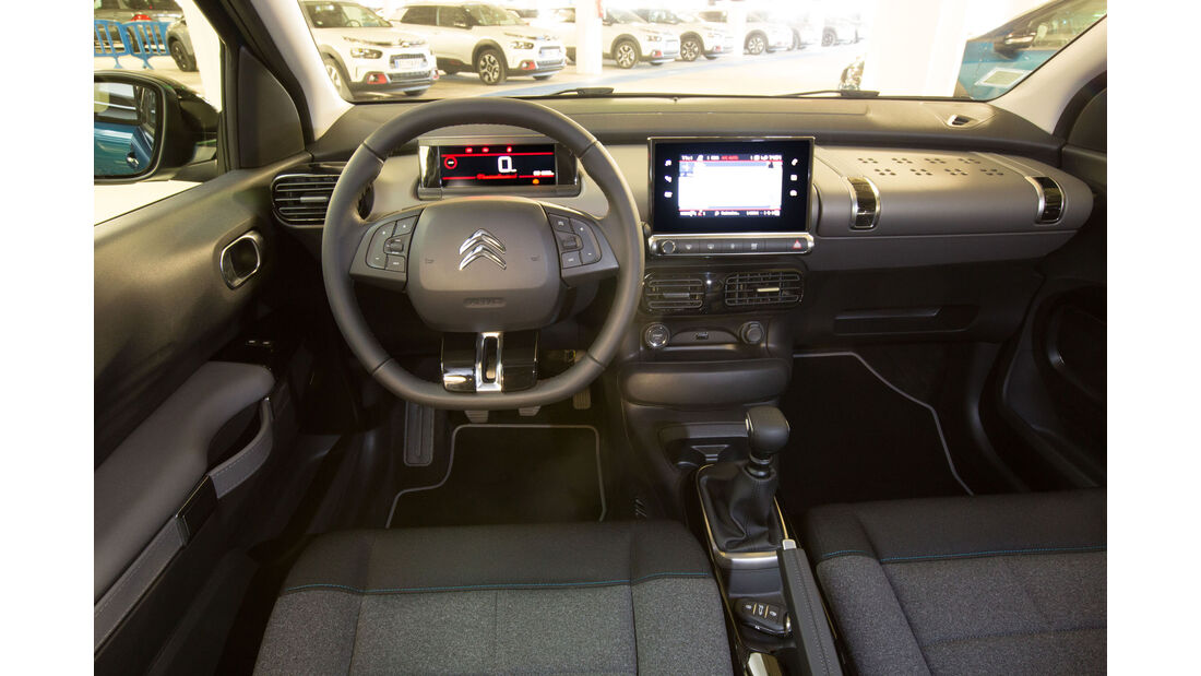 Neuer Citroen C4 Cactus 2018, Kompaktklasse