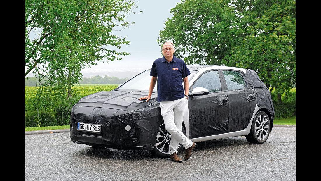 Neuer Hyundai i30 Teaser