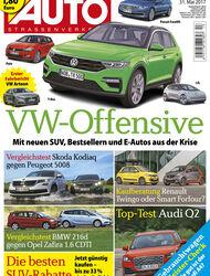 Neues Heft AUTOStrassenverkehr, ASV, Ausgabe 13/2017, Vorschau