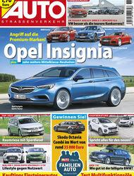 Neues Heft AUTOStraßenverkehr, Ausgabe 11/2016, Vorschau, Preview