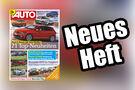 Neues Heft AUTOStrassenverkehr, Ausgabe 15/2017