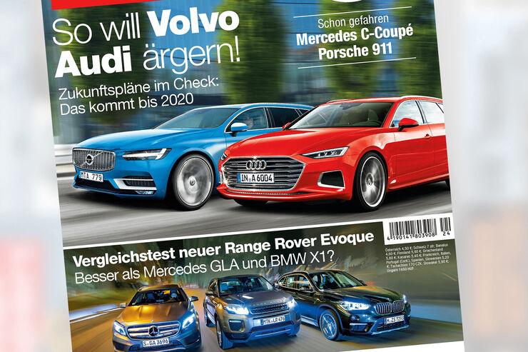 Neues Heft, auto motor und sport 24/2015, Vorschau, Preview