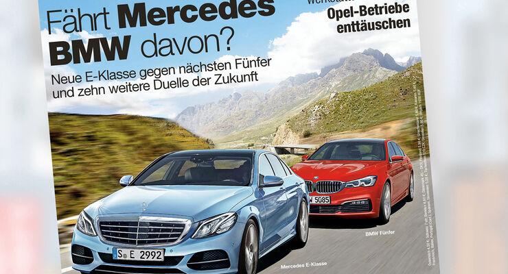 Neues Heft, auto motor und sport, Ausgabe 02/2016, Vorschau, Preview