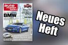 Neues Heft auto motor und sport, Ausgabe 15/2017, Vorschau