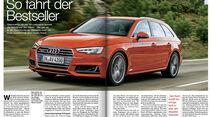 Neues Heft, auto motor und sport, Heft 22/2015, Preview, Vorschau