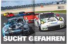 Neues Heft, sport auto 10/2015, Heftvorschau, Preview