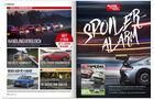 Neues Heft, sport auto, Ausgabe 1/2018, Vorschau, Preview
