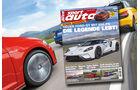 Neues Heft sport auto, Ausgabe 6/2017, Vorschau