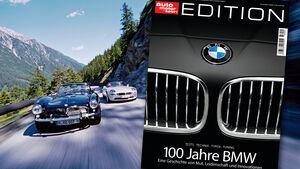 Neues Sonderheft, 100 Jahre BMW, Edition, Spezial, 2016