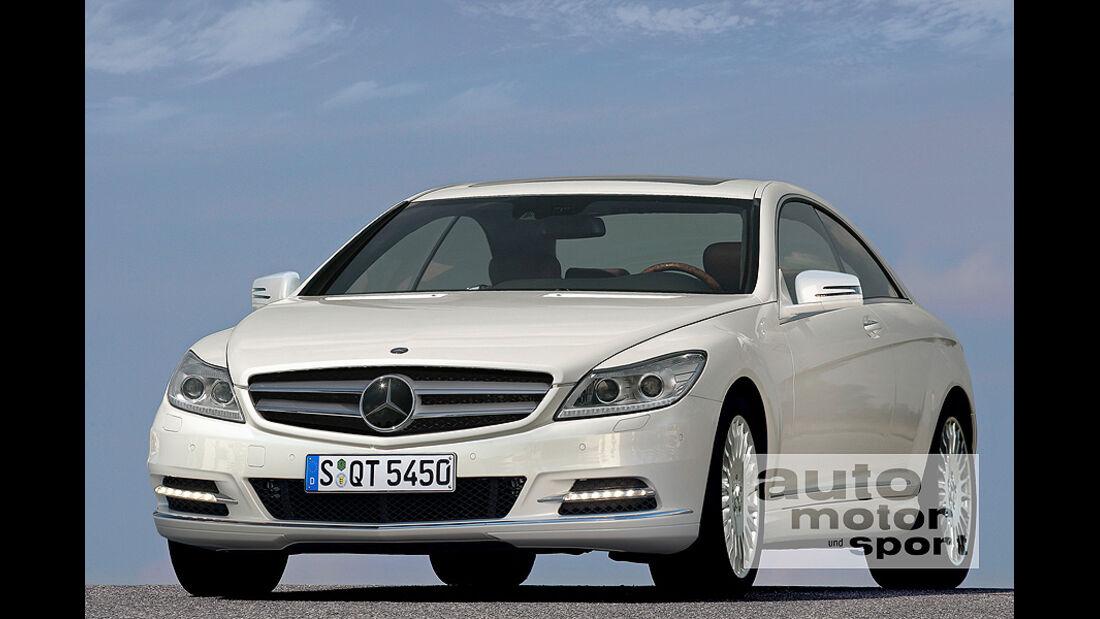 Neuheiten Mercedes