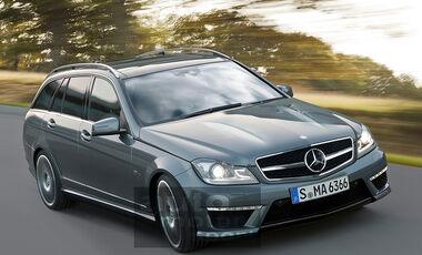 Neuheiten Mercedes C63 AMG