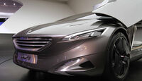 Neuheiten auf der IAA 2011, Peugeot HX 1