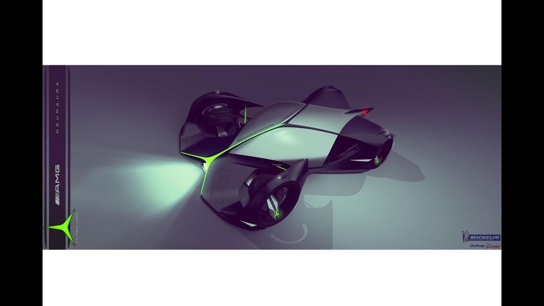 Neuraura - Le Mans 2030 - Michelin Challenge Design - Motorsport