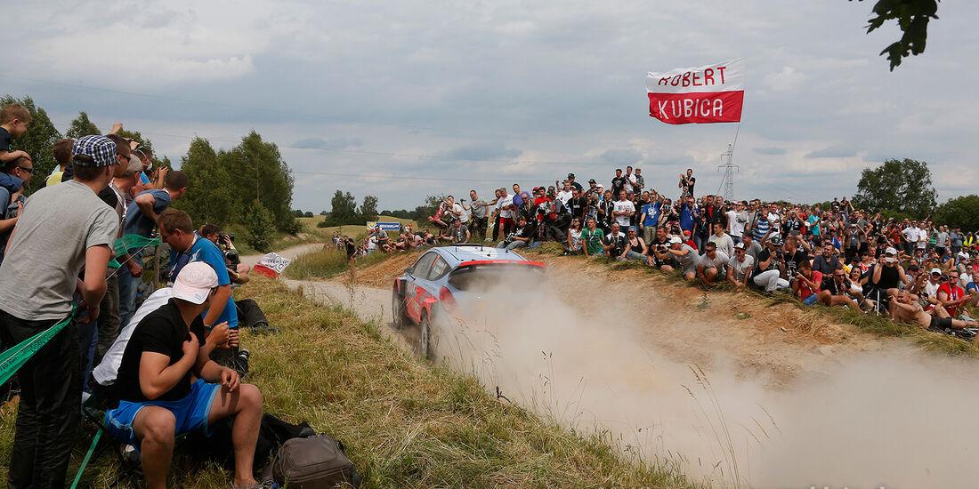 Neuville Rallye Polen 2014