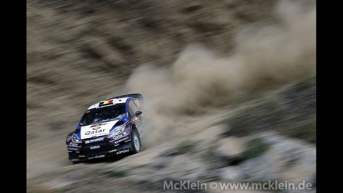 Neuville, WRC Rallye Australien 2013
