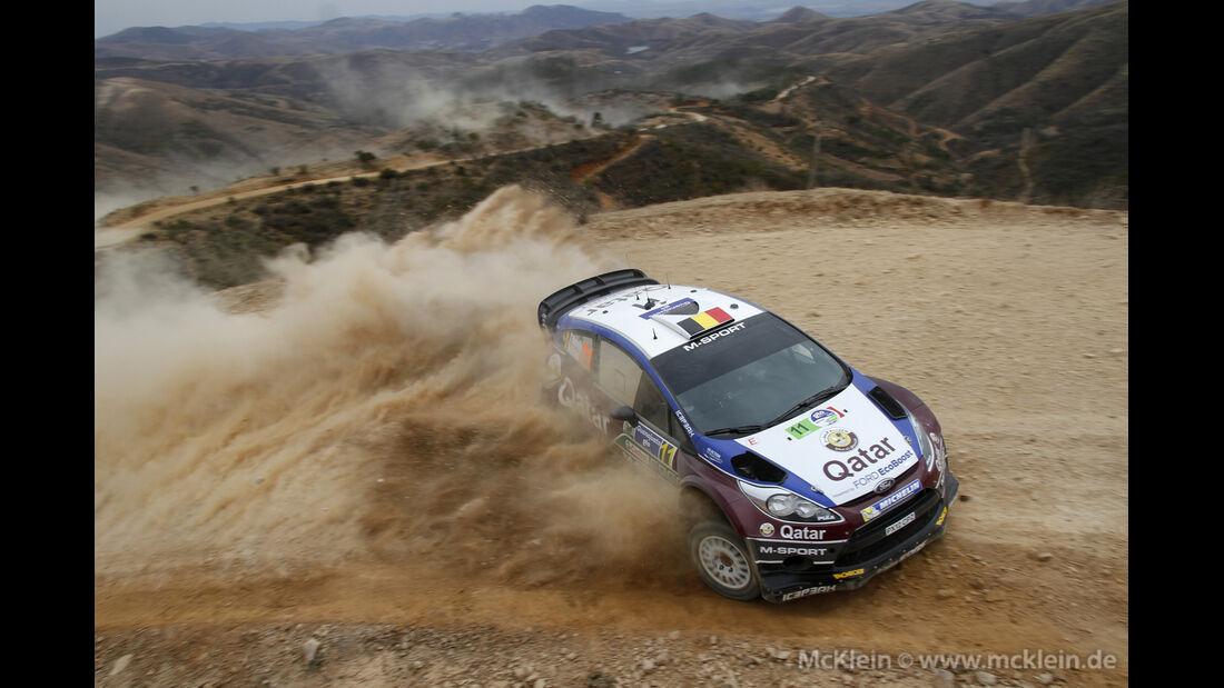 Neuville WRC Rallye Mexiko 2013