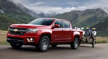 Neuvorstellung Chevrolet Colorado 2014