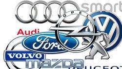 Neuzulassungen Logo