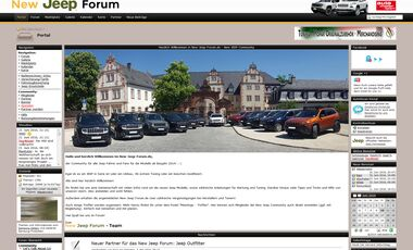 New Jeep Forum