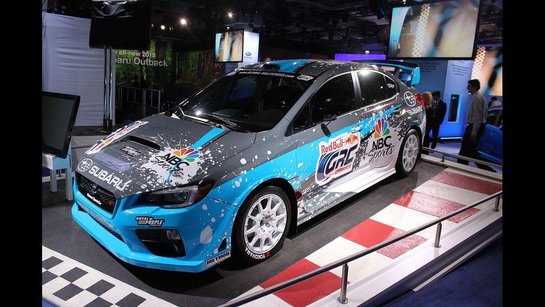 New York Auto Show 2014 Rundgang