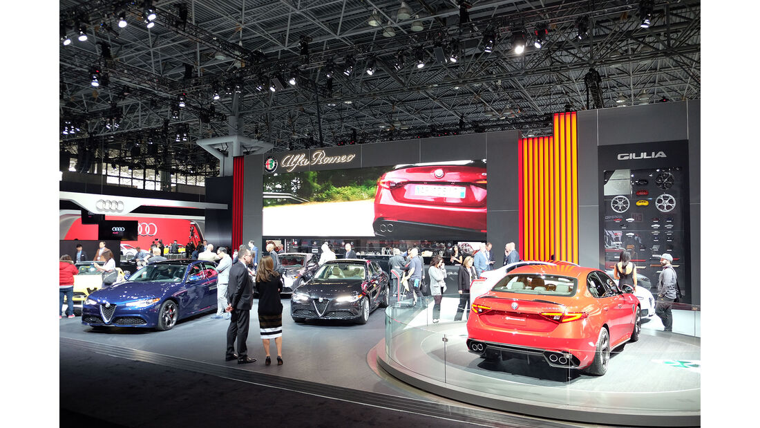 New York Auto Show 2024