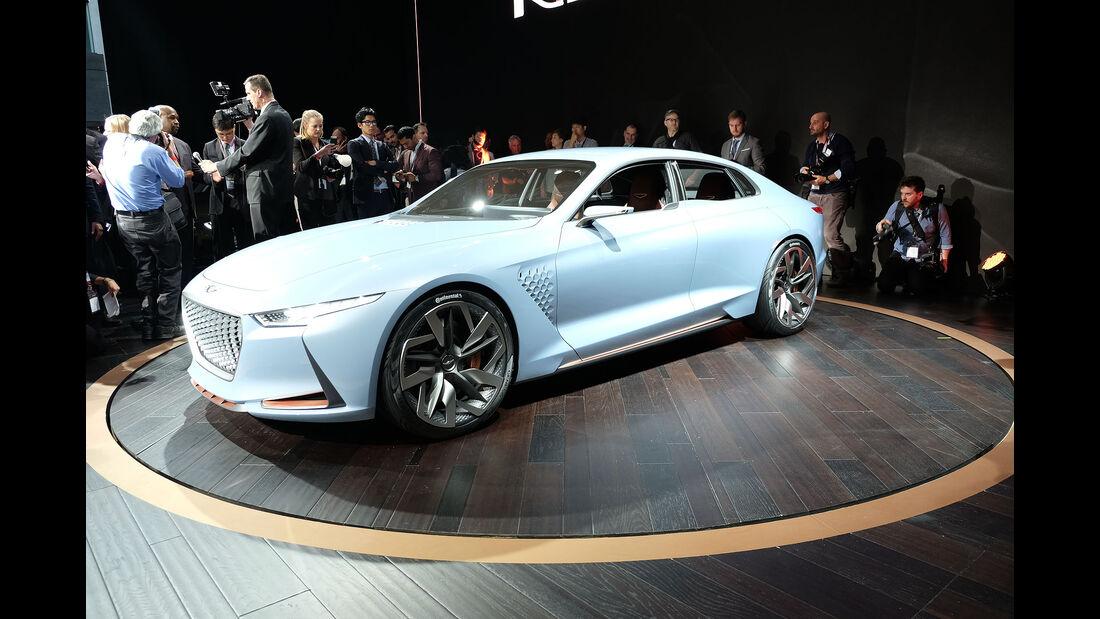 New York Auto Show 2028