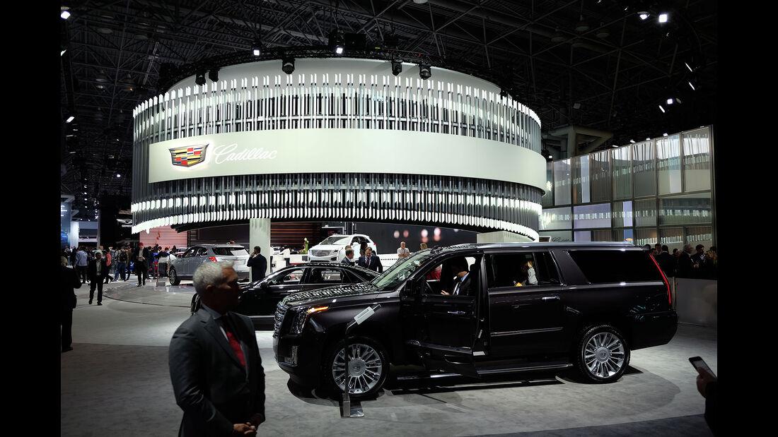 New York Auto Show 2030