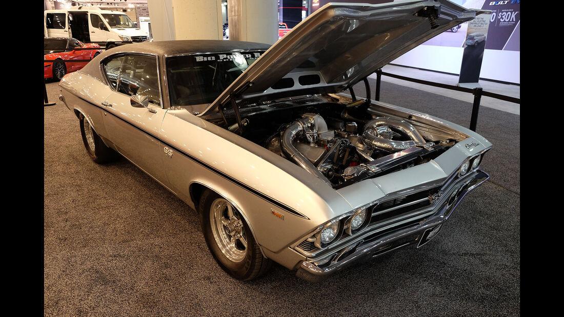 New York Auto Show 2055