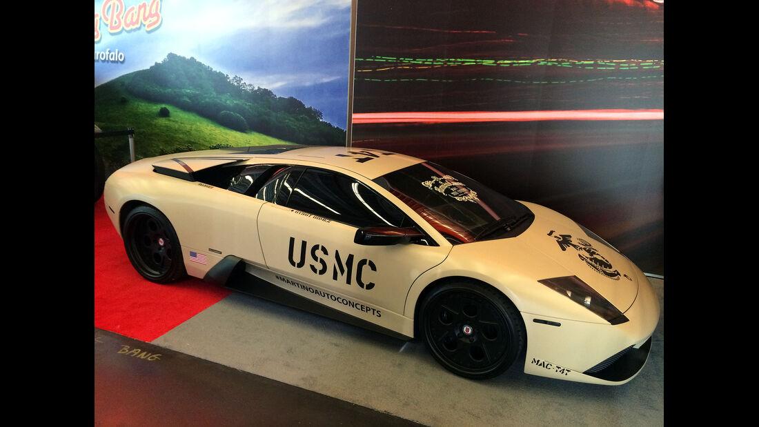 New York Auto Show 2076