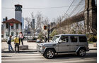 New York, Mercedes-AMG G 65, Impression