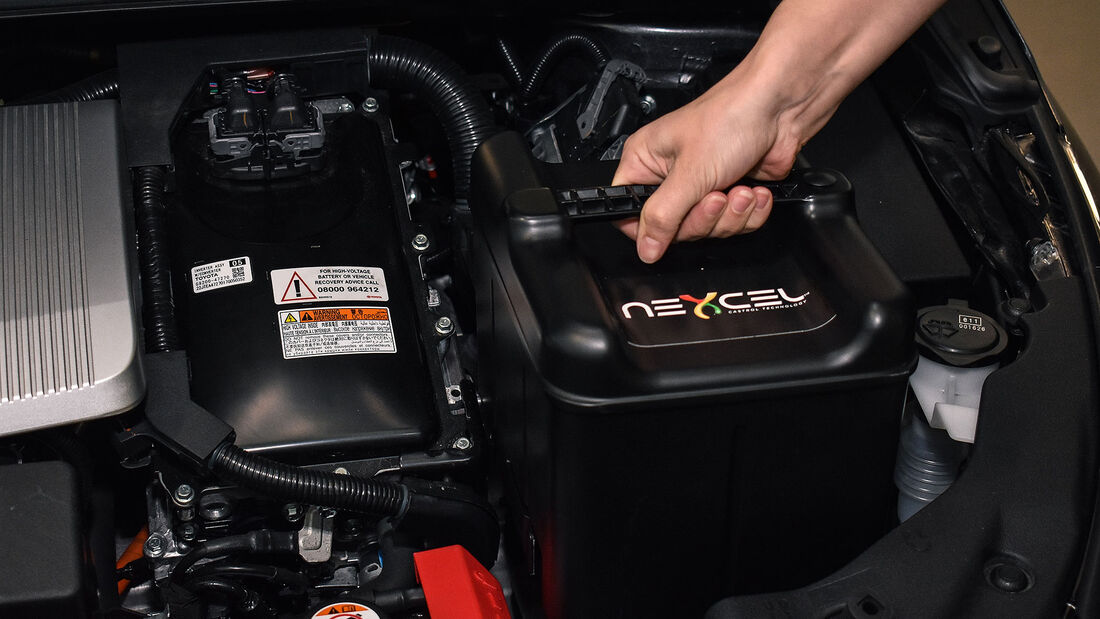 Nexcel Ölwechselsystem