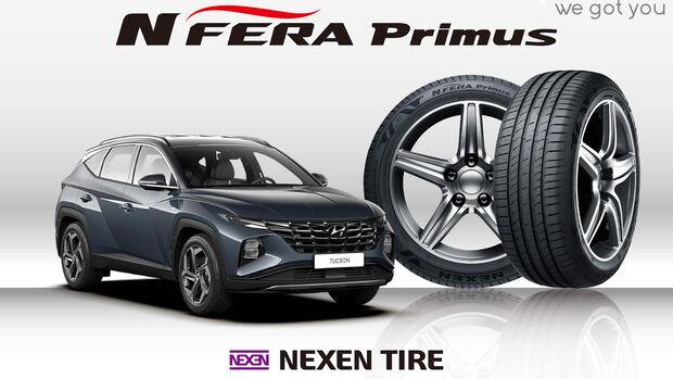 Nexen Tire Advertorial
