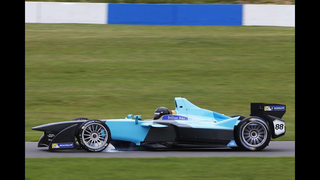 Nextev - Formel E 2015