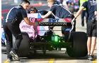 Nicholas Latifi - Force India - Formel 1 - Testfahrten - Barcelona - Dienstag - 15.5.2018