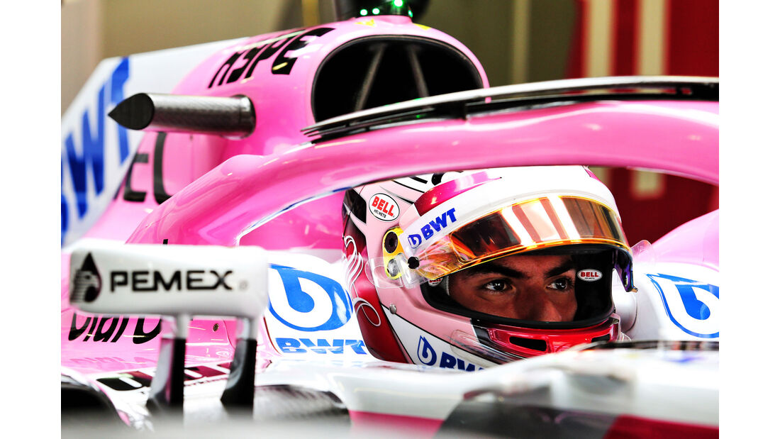 Nicholas Latifi - Force India - GP Russland - Sotschi - Formel 1 - Freitag - 28.9.2018