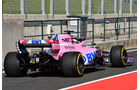 Nicholas Latifi - Force India - GP Ungarn - Budapest - F1-Test - 31. Juli 2018