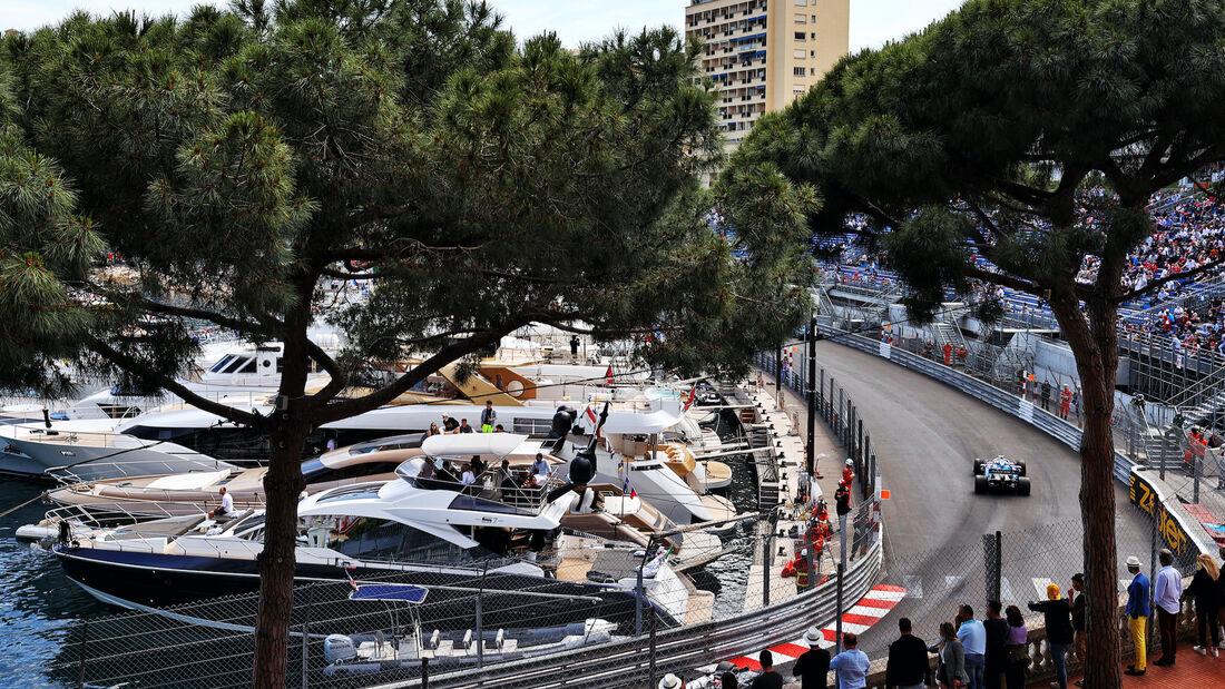 Nicholas Latifi - Formel 1 - GP Monaco - 23. Mai 2021