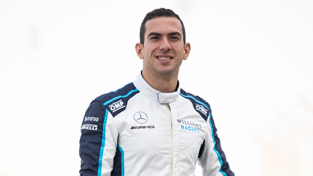 Nicholas Latifi - Formel 1 - Porträt - 2021