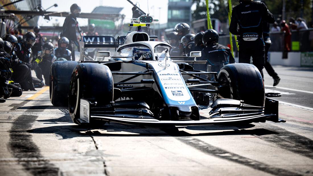 Nicholas Latifi - GP Italien 2020