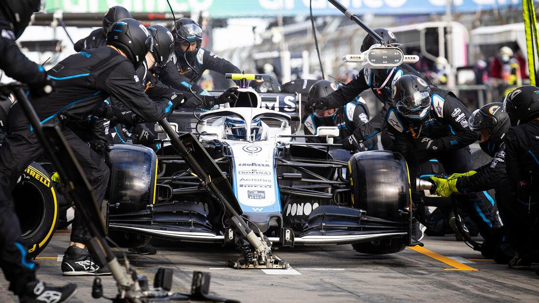 Nicholas Latifi - Nürburgring - Eifel Grand Prix - 2020