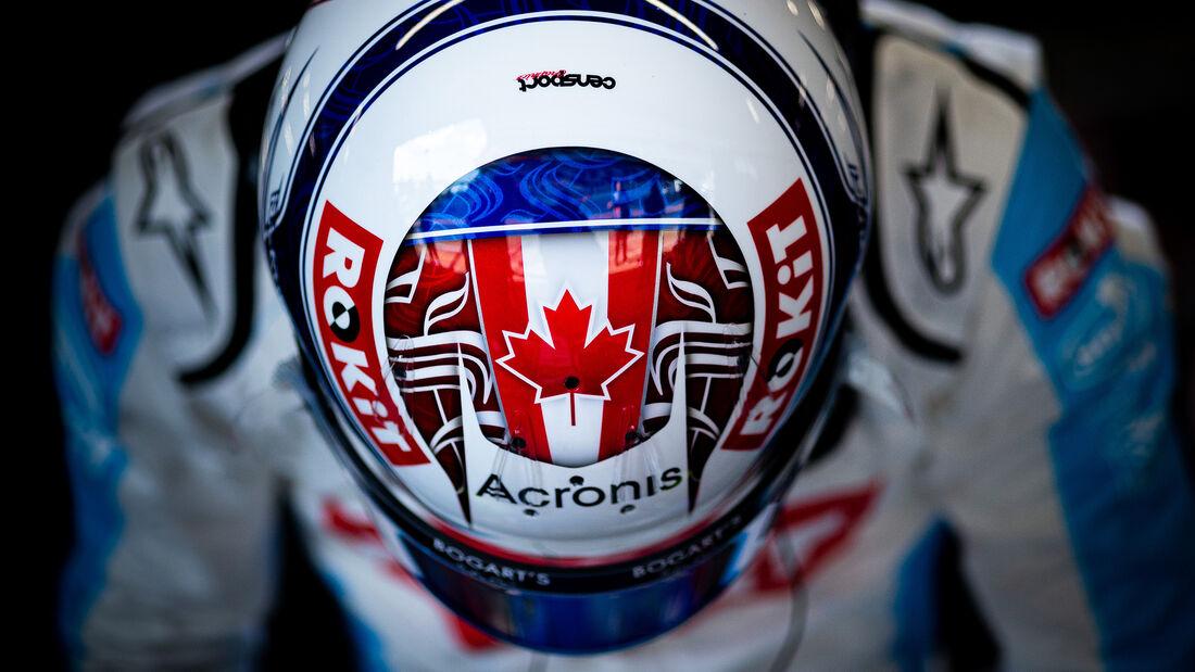 Nicholas Latifi - Williams - F1-Test - Barcelona - 19. Februar 2020